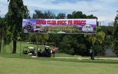 2019 Inter Club – SG&CC & SGCC